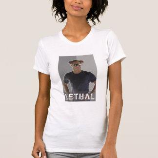 Le petit T-shirt des femmes mortelles