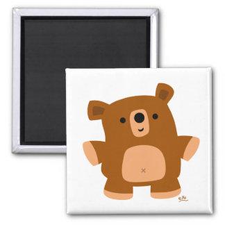 Le peu d'ours aimants pour réfrigérateur