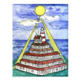 Le phare de Laura Carte Postale