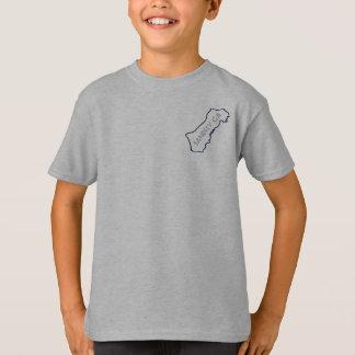 Le phlébotome la Géorgie badine le T-shirt