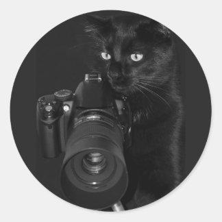 Le photographe - autocollants