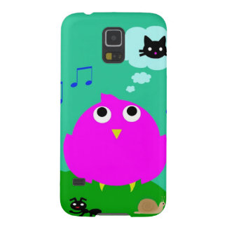 Le Piaf Coque Galaxy S5