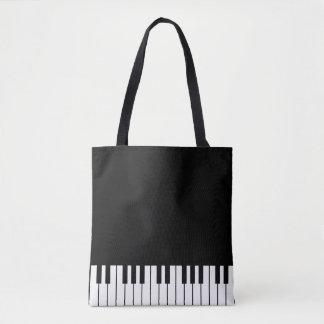 Le piano verrouille le sac fourre-tout