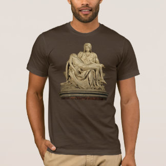 Le Pieta de Michaël Angelo T-shirt