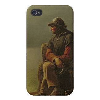 Le pilote exerce la surveillance, 1851 iPhone 4 case