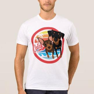 Le Pin minimum de BT2MPS la Californie poursuit le T-shirt