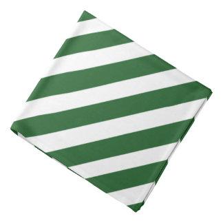 Le pirate blanc de n de vert 'barre le Bandana