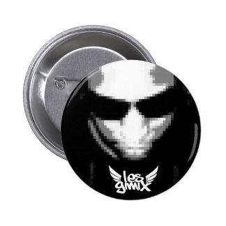 Le pixel Les font face au bouton Badges