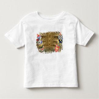 Le plafond de la chapelle de St George, Windsor T-shirts
