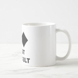 Le plus difficile mug