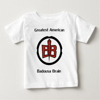 Le plus grand Américain Badousa T-shirt Pour Bébé