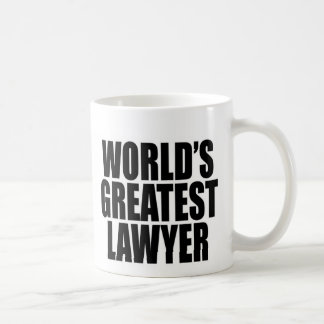 Le plus grand avocat du monde mug