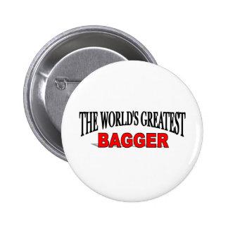 Le plus grand Bagger du monde Badge
