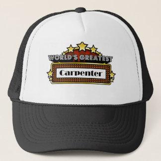 Le plus grand charpentier du monde casquette