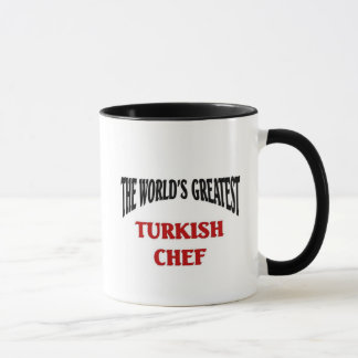 Le plus grand chef turc mug
