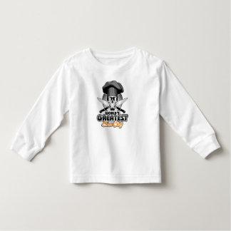 Le plus grand chef v7 de Sous du monde T-shirt Pour Les Tous Petits