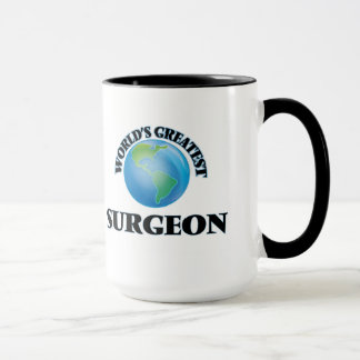 Le plus grand chirurgien du monde tasse