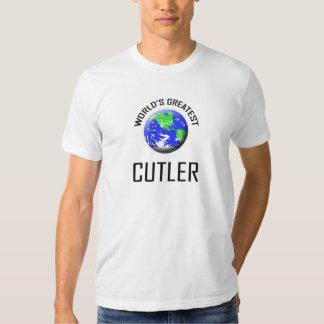 Le plus grand coutelier du monde t-shirt