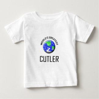 Le plus grand coutelier du monde t-shirts