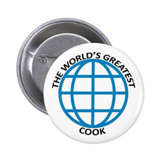 Le plus grand cuisinier du monde badge