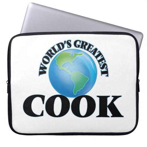Le plus grand cuisinier du monde housses pour ordinateur portable