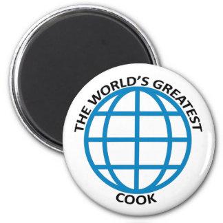 Le plus grand cuisinier du monde aimant