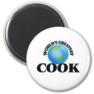 Le plus grand cuisinier du monde aimants pour réfrigérateur