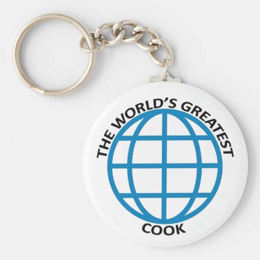 Le plus grand cuisinier du monde porte-clés