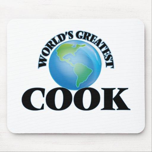 Le plus grand cuisinier du monde tapis de souris