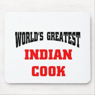Le plus grand cuisinier indien du monde tapis de souris