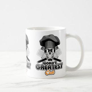 Le plus grand cuisinier v7 du monde mug