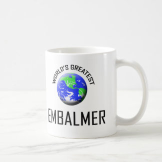 Le plus grand embaumeur du monde mug