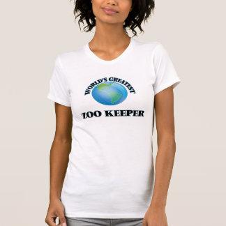 Le plus grand gardien de zoo du monde t-shirts