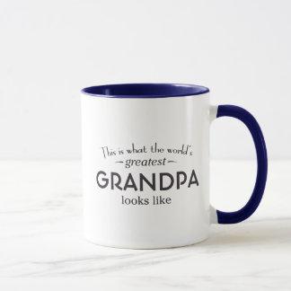Le plus grand grand-papa du monde mug