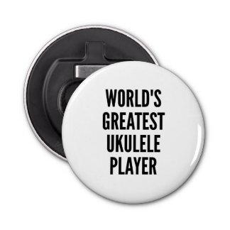 Le plus grand joueur d'ukulélé des mondes