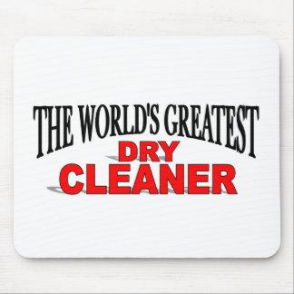 Le plus grand nettoyeur à sec du monde tapis de souris