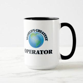 Le plus grand opérateur du monde mug