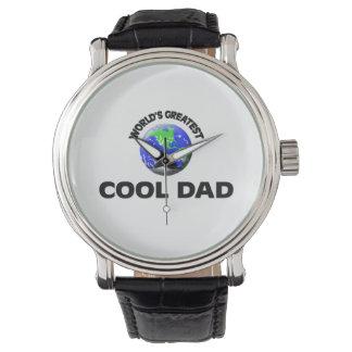Le plus grand papa frais du monde montres