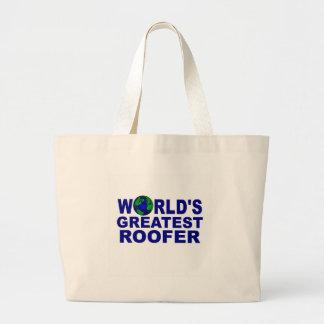 Le plus grand Roofer du monde Sac Fourre-tout
