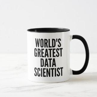 Le plus grand scientifique de données des mondes mug