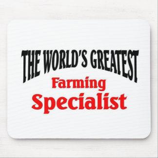 Le plus grand spécialiste agricole tapis de souris