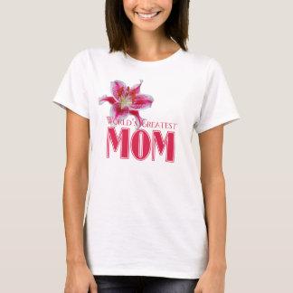 Le plus grand T-shirt d'astronome de la maman du