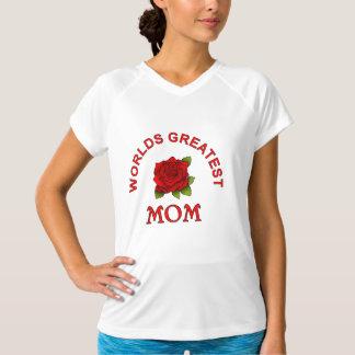 Le plus grand T-shirt de la maman du monde