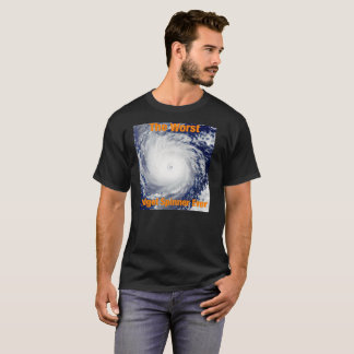 Le plus mauvais T-shirt de fileur de personne
