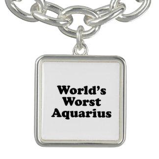 Le plus mauvais Verseau du monde Bracelet