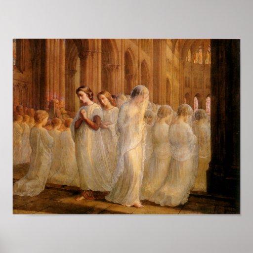 Le poème de l'Âme-Première communion Posters