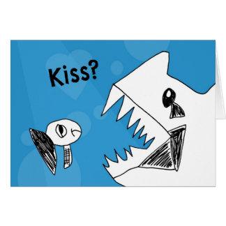 Le poisson grincheux a besoin d'un carte pour