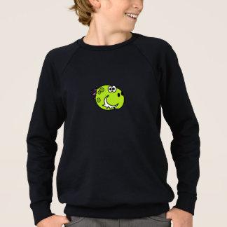 Le poisson s'effondant conçoit le ™ sweatshirt