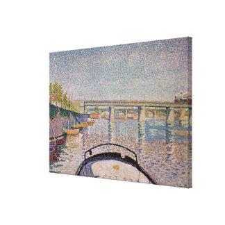 Le pont chez Asnieres, 1888 Toiles