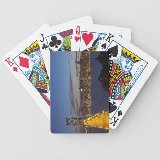 Le pont de baie de l'île 2 de trésor jeu de poker